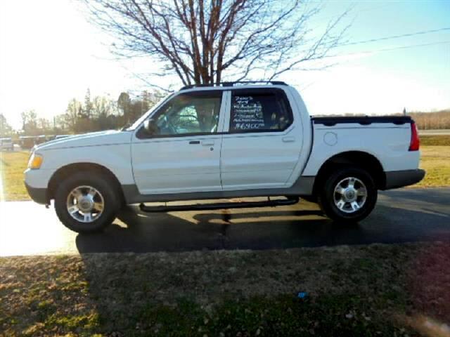 2003 Ford Explorer Sport Trac XLT 4WD