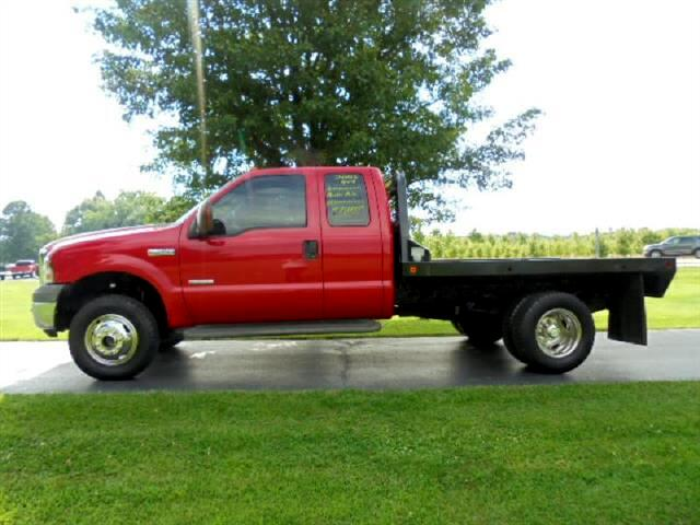 2005 Ford F-350 SD XLT SuperCab Long Bed 4WD DRW