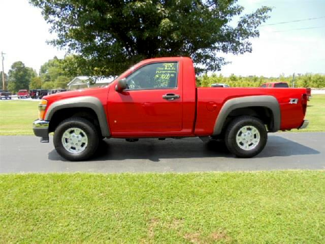 2007 Chevrolet Colorado LT1 4WD