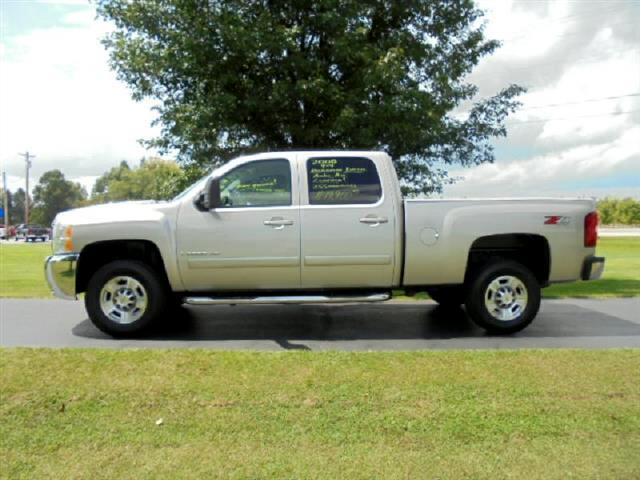 2008 Chevrolet Silverado 2500HD LTZ Crew Cab Long Box 4WD