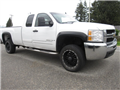 2008 Chevrolet Silverado 2500HD LT EXTENDED CAB 4X4 LONG BOX
