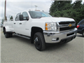 2012 Chevrolet Silverado 3500HD LT CREW CAB DUALLY LONG BOX DIESEL
