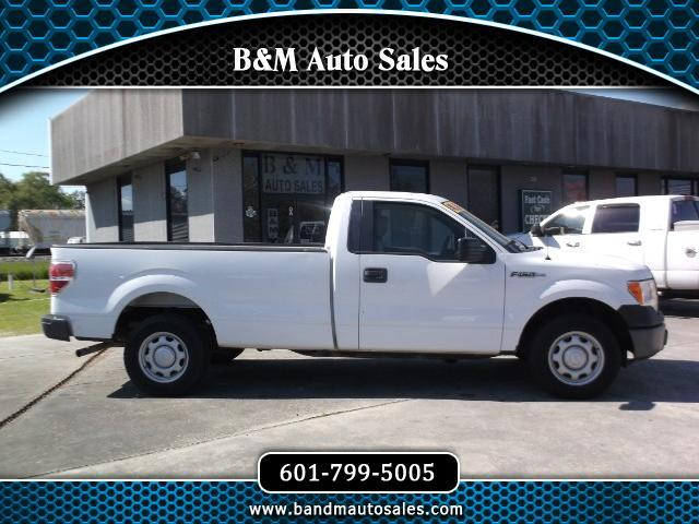 2010 Ford F-150 XL Reg. Cab Long Bed 2WD