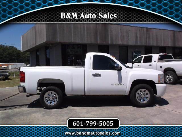2011 Chevrolet Silverado 1500 Regular Cab Short Bed 2WD