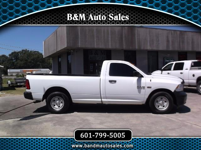 2014 Dodge Ram 1500 ST Long Bed 2WD