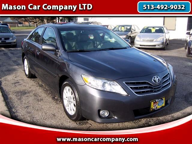 2011 Toyota Camry XLE 6-Spd Automatic