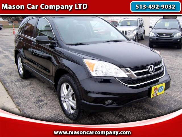 2011 Honda CR-V EX-L 4WD 5-Speed Automatic