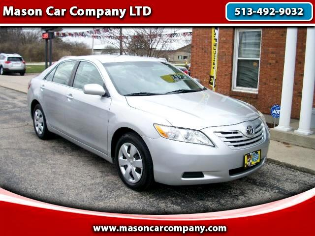 2007 Toyota Camry LE 5-Speed Automatic