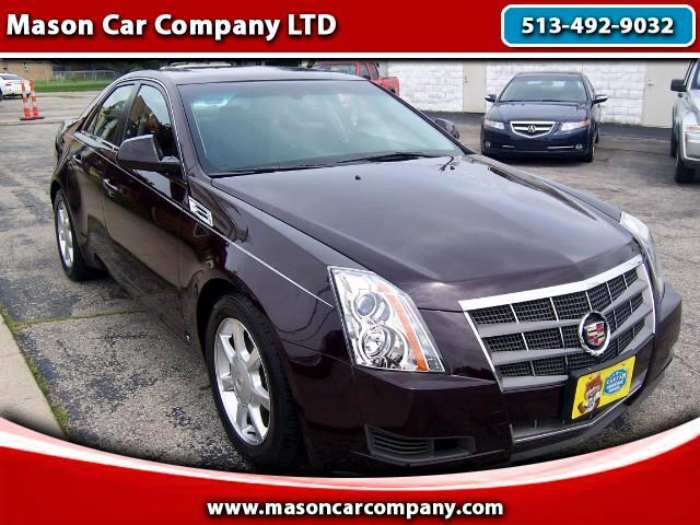 2008 Cadillac CTS 3.6L SFI AWD