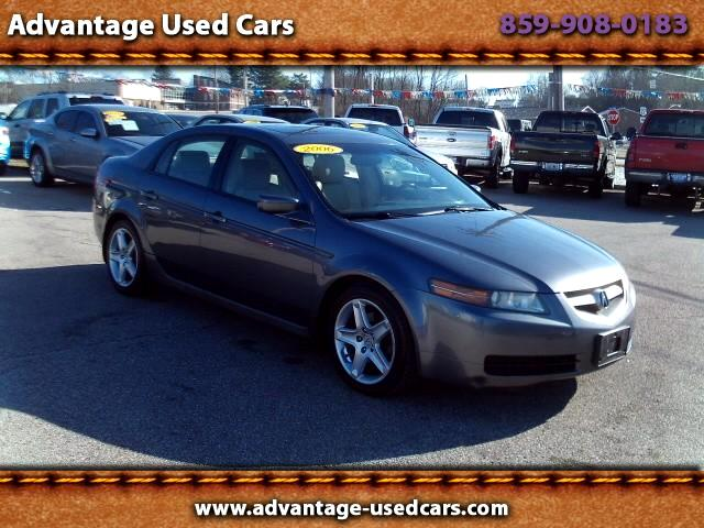 2006 Acura TL 4dr Sdn AT Navigation