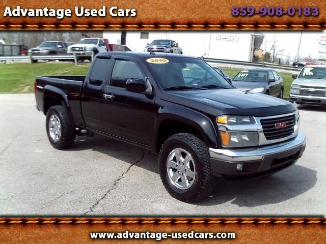 2010 GMC Canyon SLT Ext. Cab 2WD