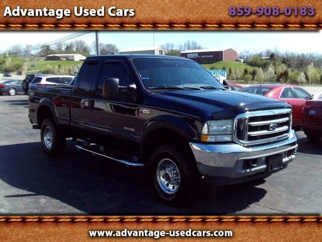 2003 Ford F-250 SD XLT SuperCab 4WD