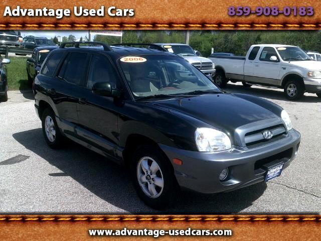 2006 Hyundai Santa Fe GLS 3.5L 2WD