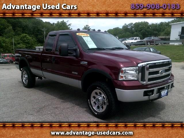 2005 Ford F-350 SD XLT SuperCab 4WD