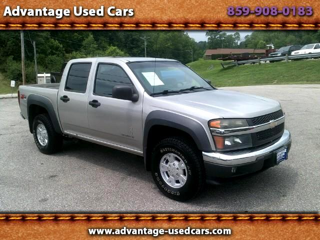 2005 Chevrolet Colorado LS Z71 Crew Cab 4WD w/1SF