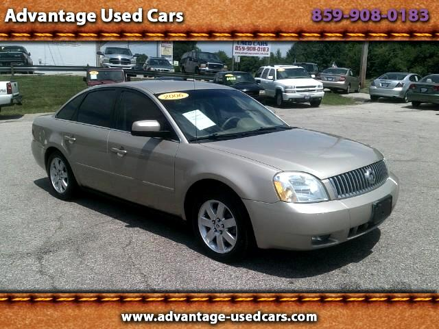 2006 Mercury Montego Luxury AWD