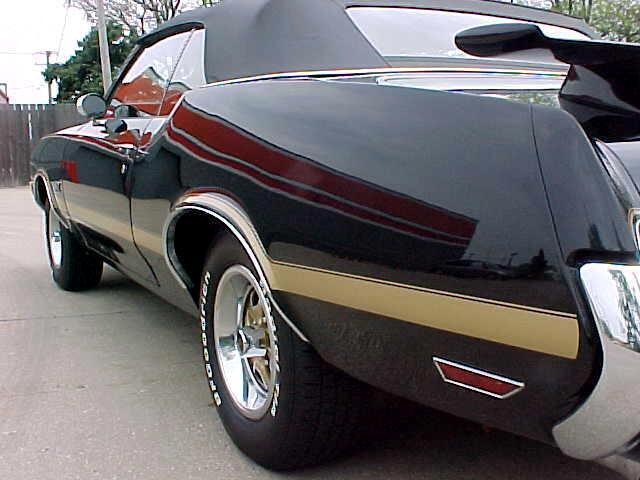 1970 Oldsmobile Cutlass Convertible