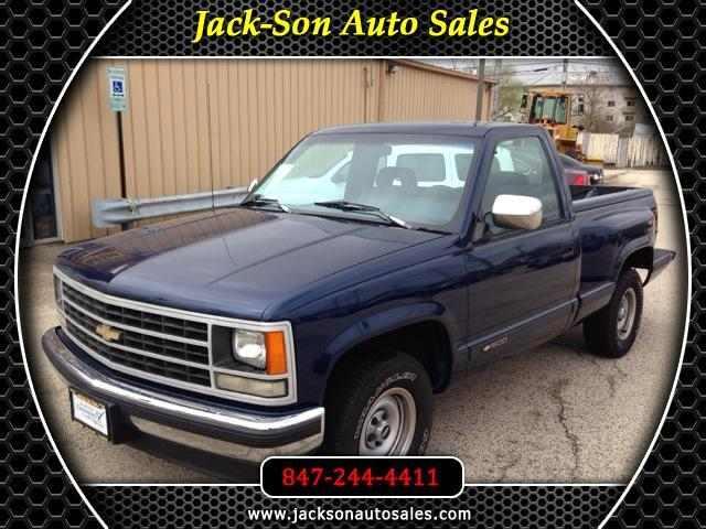 1993 Chevrolet C/K 1500 Reg. Cab 6.5-ft. bed 2WD