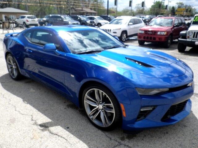 2016 Chevrolet Camaro 2SS Coupe
