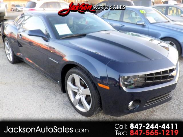 2010 Chevrolet Camaro LT2 RS Package Coupe