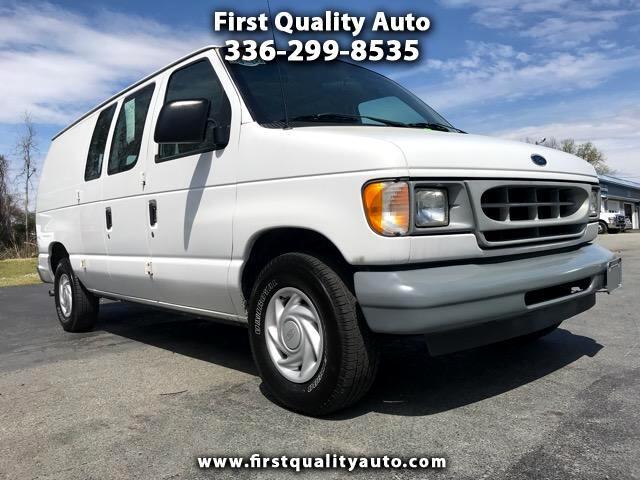 2002 Ford Econoline E150