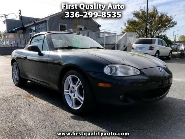 2005 Mazda MX-5 Miata Cloth
