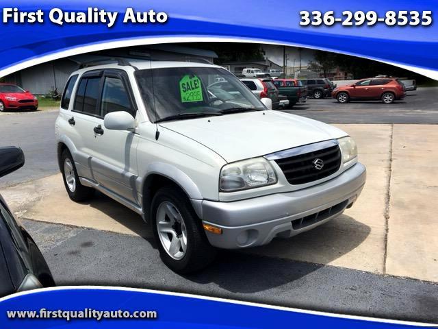 RPMWired.com car search / 2003 Suzuki Grand Vitara