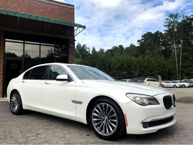 2012 BMW 7 Series 740iL