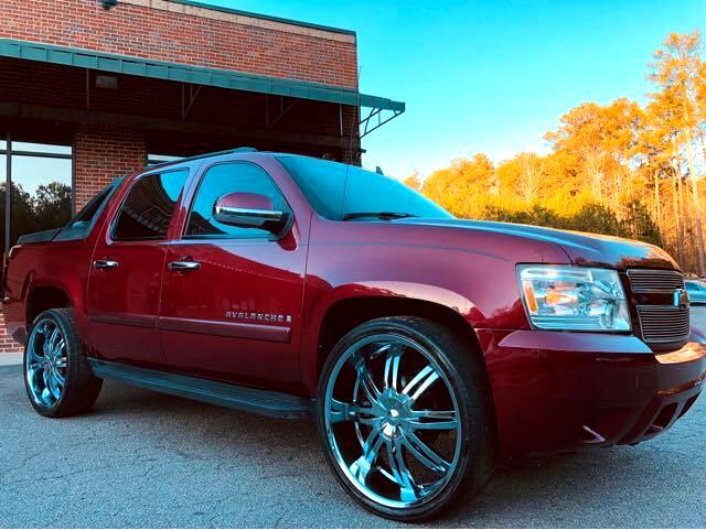 2008 Chevrolet Avalanche LT2 2WD