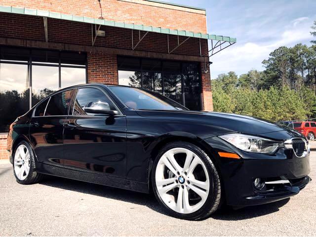 2014 BMW 3-Series 335i Sedan