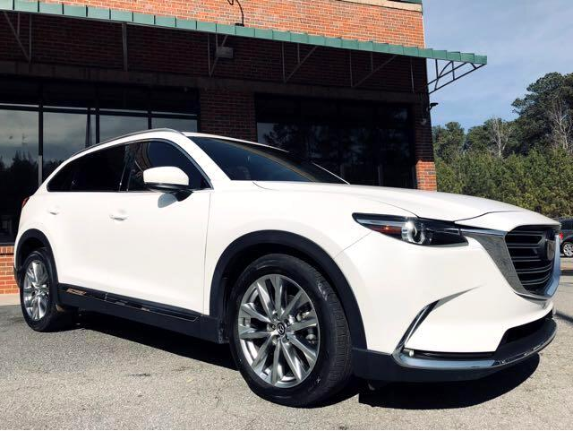 2016 Mazda CX-9 Signature AWD