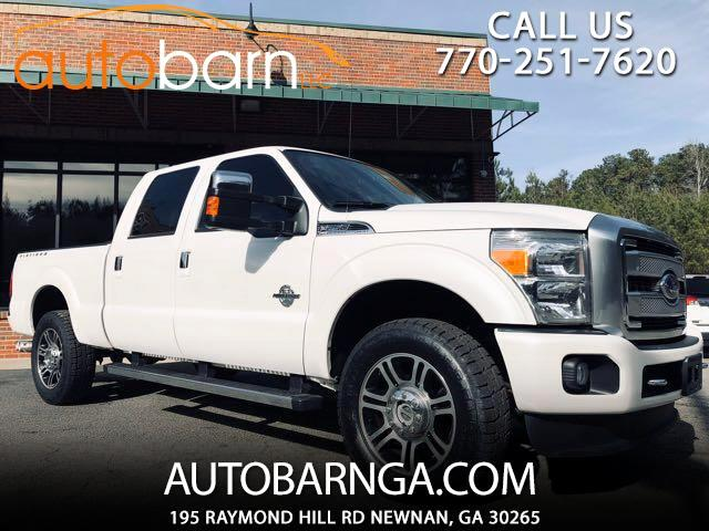 2015 Ford F-250 SD King Ranch Crew Cab 4WD
