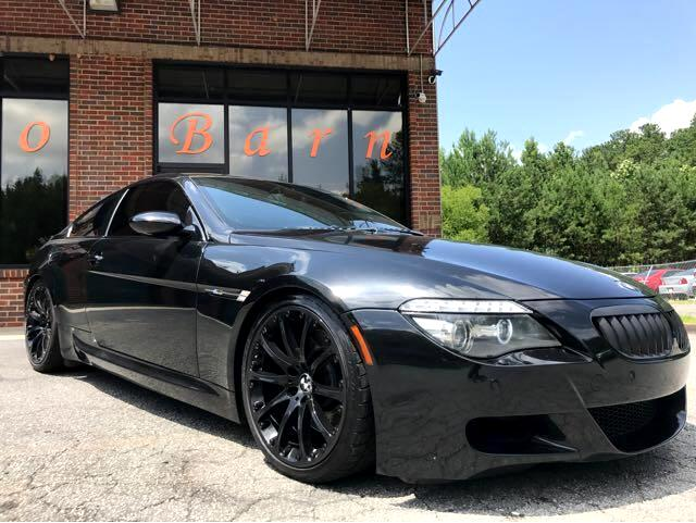2008 BMW M6 Coupe