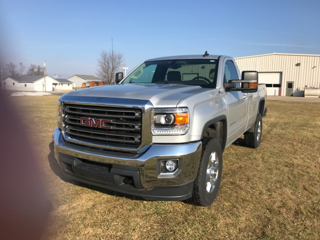 2016 GMC Sierra 3500HD SLE Regular Cab 4WD