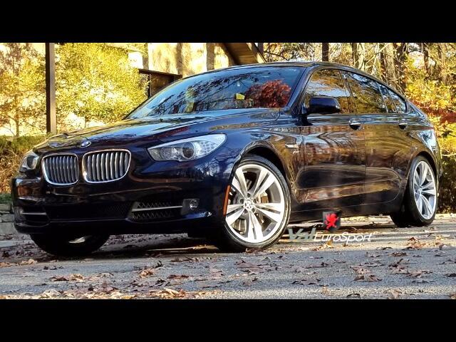 2012 BMW 5-Series Gran Turismo 550i xDrive
