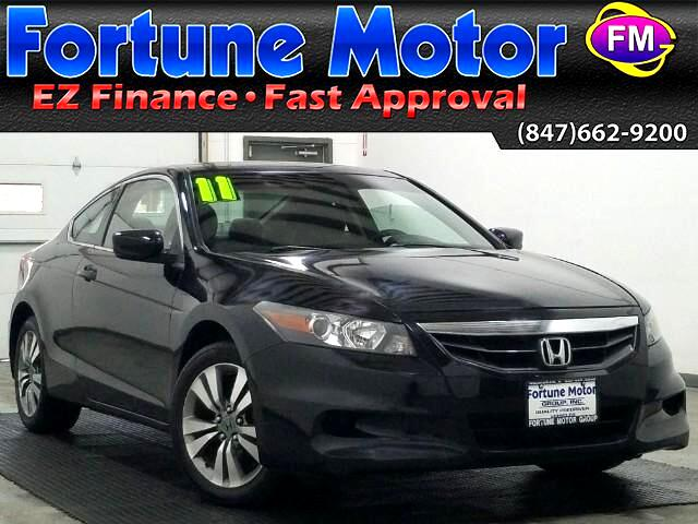 2011 Honda Accord LX-S Coupe AT