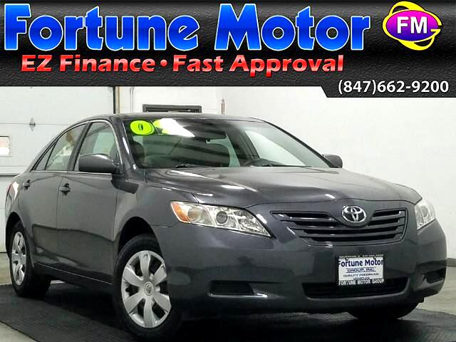 2009 Toyota Camry LE 5-Spd AT