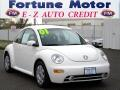 2001 Volkswagen New Beetle
