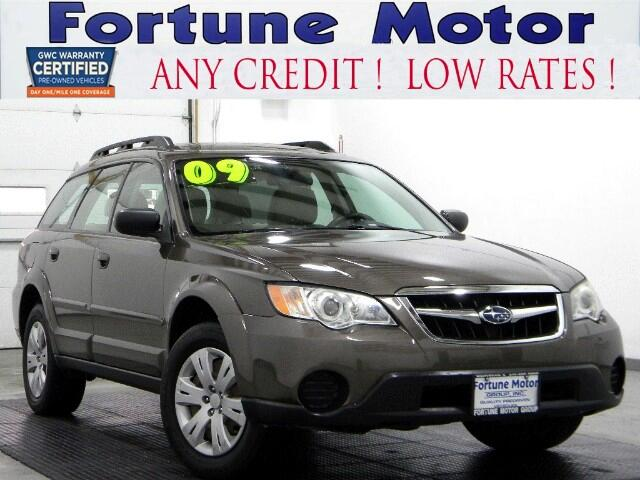 2009 Subaru Outback 2.5i