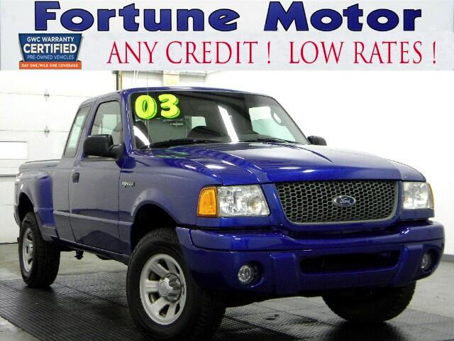 2003 Ford Ranger Edge SuperCab 3.0 2WD