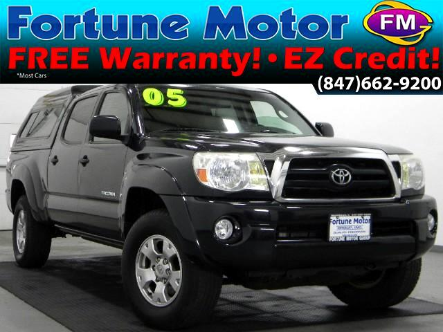 2005 Toyota Tacoma Double Cab Long Bed V6 Automatic 4WD