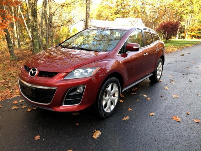 2011 Mazda CX-7 s Grand Touring AWD