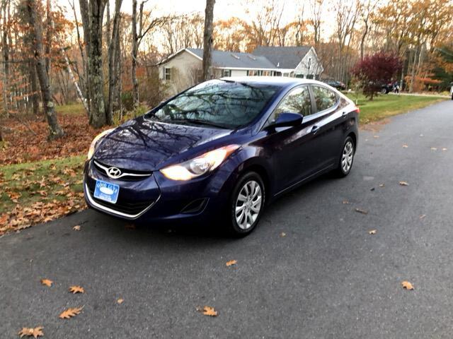 2011 Hyundai ELANTRA GLS/SE/
