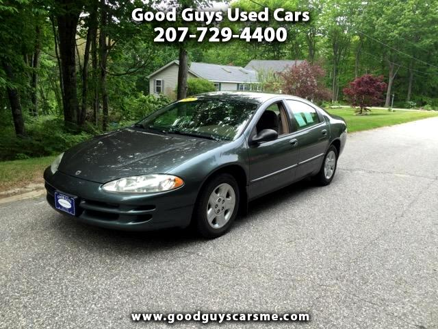 2002 dodge intrepid owners manual