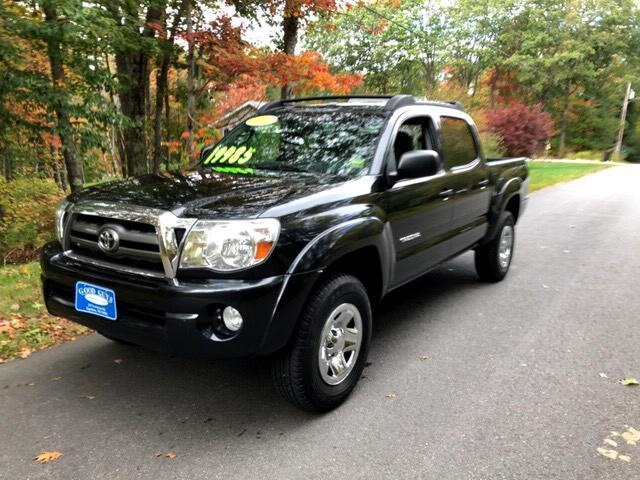 2010 Toyota TACOMA DOU