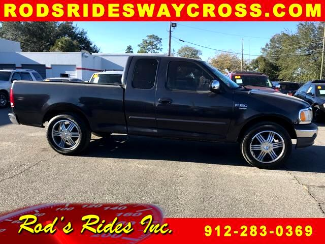 1999 Ford F-150 SuperCab Short Bed 2WD