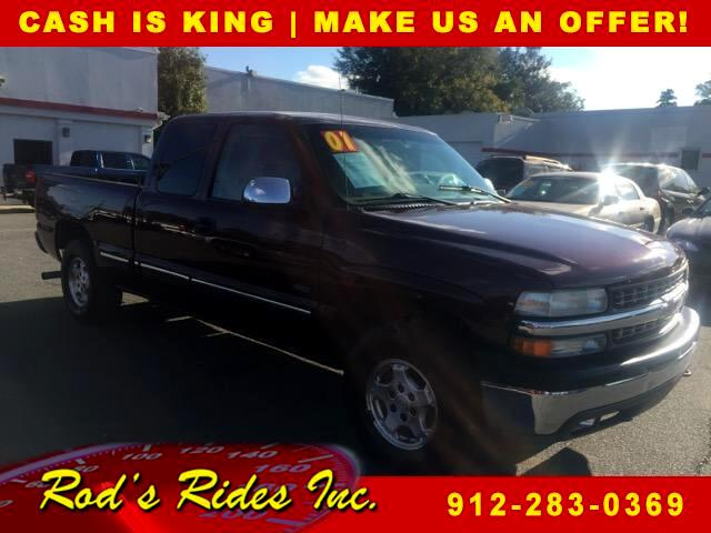 2001 Chevrolet Silverado 1500 LS Short Bed 4WD