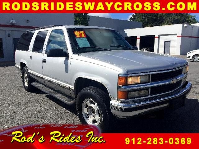 1997 Chevrolet Suburban  1500 LS  4 Base