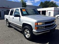 1997 Chevrolet Suburban  1500 LS  4