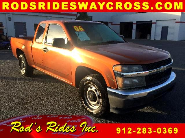 2006 Chevrolet Colorado LS Ext. Cab 2WD